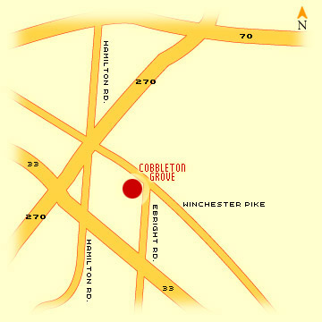 Directions to Cobbleston Grove of Canal Winchester Luxury Condominiums on Central Ohio